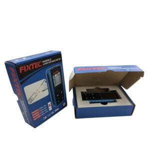 Medidor de distancia laser Fixtec 40mts