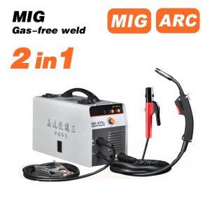 Máquina de Soldadura Sin Gas Portátil 2 en 1